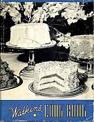 Watkins 1938 Cook Book (Image1)