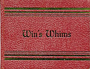 Win's Whims Cookbook (Image1)