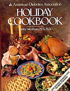 American Diabetes Assoc. Holiday Cookbook (Image1)