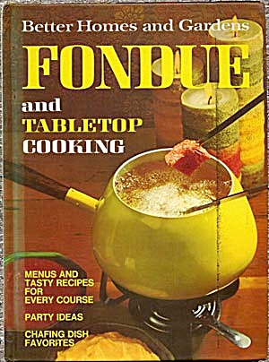 Fondue & Tabletop Cooking Better Homes & Garden (Image1)