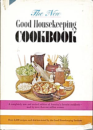 The New Good Housekeeping Cookbook (Image1)