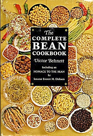 The Complete Bean Cookbook