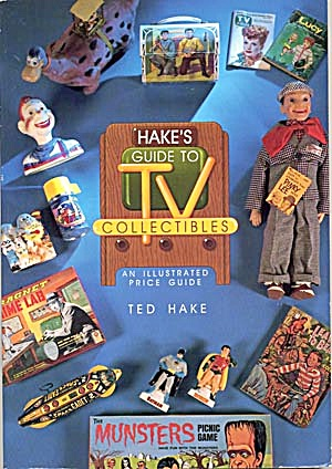 Hake's Guide To TV Collectibles (Image1)