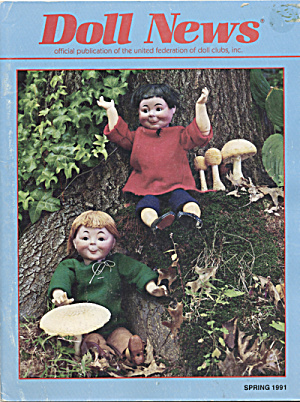 Doll News/Antique Collector/Antiques & Collecting (Image1)
