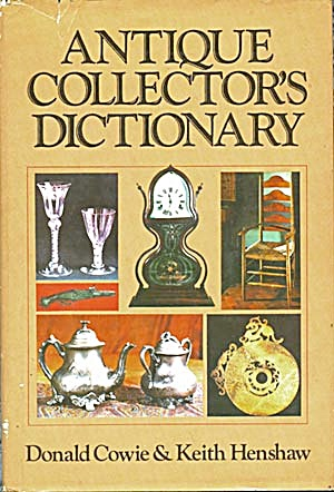 Antique Collector's Dictionary (Image1)