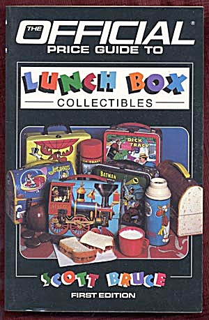 Official Price Guide to Lunch Box Collectibles (Image1)