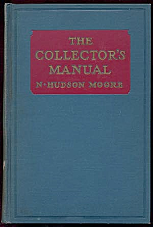 Vintage Colecting Book: Collector's Manual