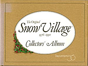 The Original Snow Village Album (Image1)
