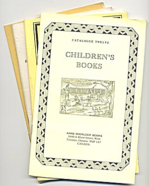 Book Catalogs: For Children's Books