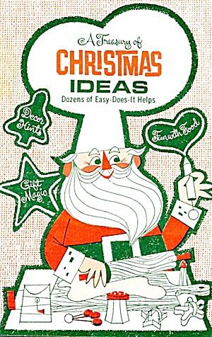 A Treasury  of Christmas Ideas & Recipes (Image1)