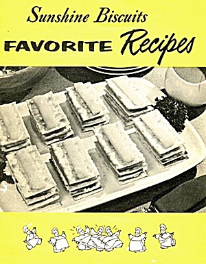 Sunshine Biscuts Favorite Recipes (Image1)