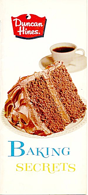 Baking Secrets Duncan Hines (Image1)