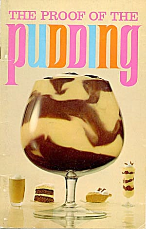 The Proof Of The Pudding Cookbook
