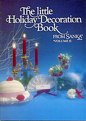 The Little Holiday Decoration Book from SANKA (Image1)