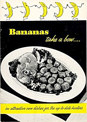 Bananas take a bow Cookbook (Image1)