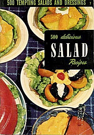 500 Delicious Salad Recipes (Image1)