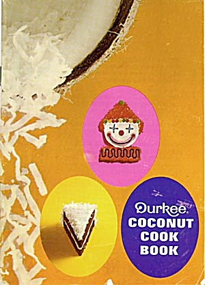 Durkee Coconut Cook Book