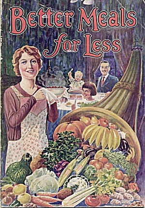 Vintage Better Meals For Less Cook Book (Image1)