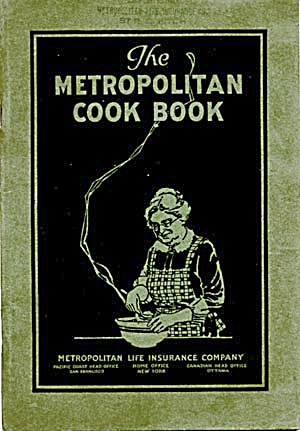 The Metropolitan Cook Book