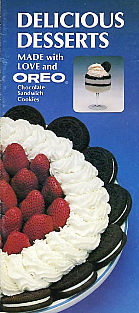 Vintage Delicious Desserts Made with Oreo Chocolate (Image1)