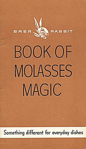 Book Of Molasses Magic Something Differnt For Everyday (Image1)