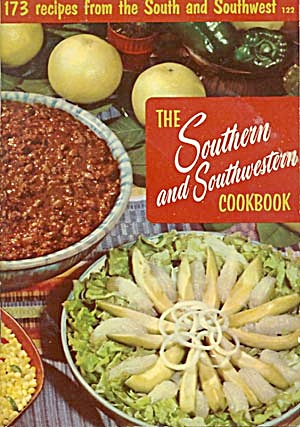 The Southern and Southwestern cookbook (Image1)