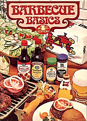 Vintage Barbecue Basics 4th Edition Cook Book (Image1)