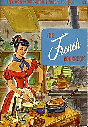 Vintage 141 French Recipes Cook Book (Image1)