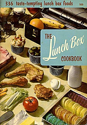 Vintage 336 Taste Tempting Lunch Box Cook Book (Image1)