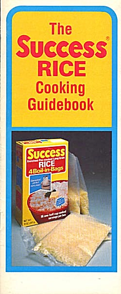 The Success Rice Cooking Guide Book