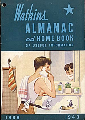 Watkins Almanac & Home Book 1868-1940