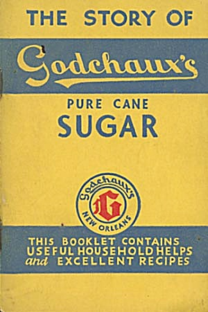 The Story of Godchaux's Pure Cane Sugar Book, (Image1)