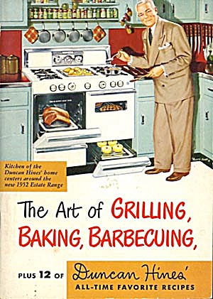 Duncan Hines Art of Grilling, Baking, Barbecuing Recipe (Image1)