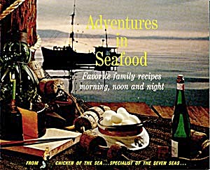 Adventures in Seafood Favorite family recipes morning (Image1)