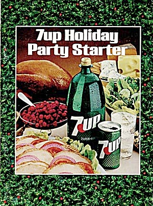 7UP Holiday Party Starter (Image1)