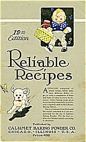 Reliable Recipes