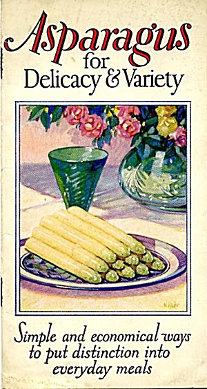 Asparagus For Delicacy & Variety