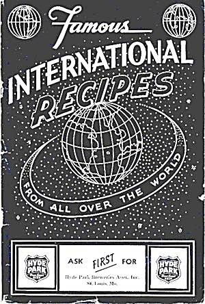 Famous International Recipes From All Over The World (Image1)