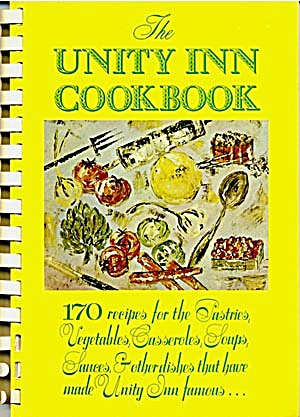 The Unity Inn Cook Book (Image1)