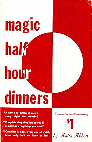 Magic Half Hour Dinners (Image1)