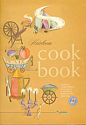 Heirloom cook book (Image1)