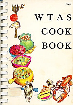 W T A S 102.3 Stereo Fm Cook Book