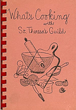 What's Cooking with St. Theresa's Guild (Image1)