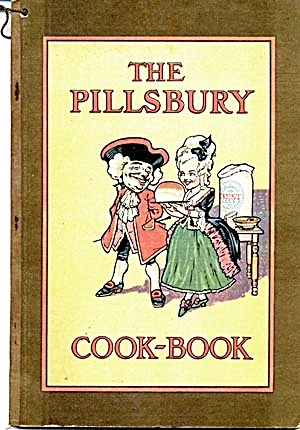 The Pillsbury Cook-book