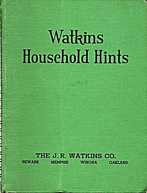 Watkins Household Hints (Image1)
