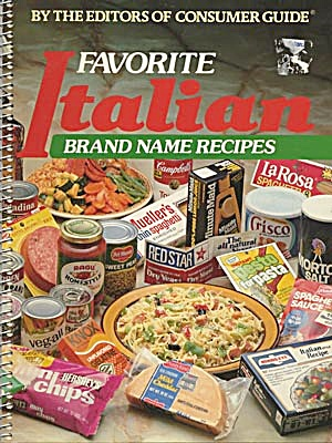 Favorite Italian Brand Name Recipes (Image1)