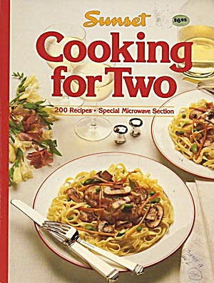Sunset Cooking for Two, 200 Recipes (Image1)