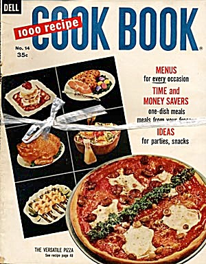 Cook Book 1000 Recipes Set of 5 (Image1)