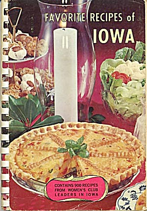 Favorite Recipes of Iowa (Image1)