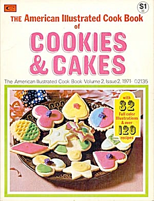The American Cook Book of Cookies & Cakes (Image1)